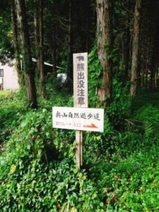 奥山自然遊歩道2