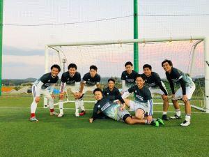幸之助サッカー2020.11